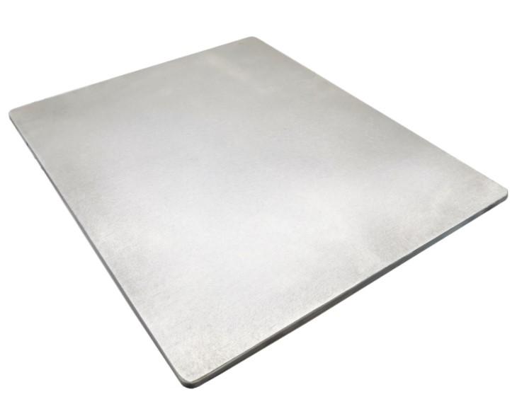 Bagestål fra Bagetid 34x40 cm (6 mm) er et fremragende bagestål, som sikrer dig gode, sprøde og velsmagende pizza og andet bagværk.