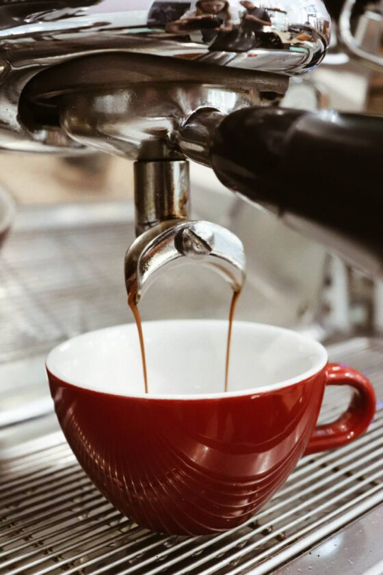 Bedste espressomaskine i test