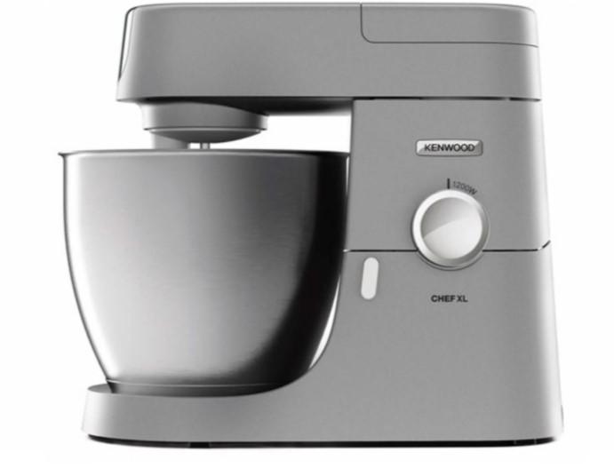 Kenwood KVL4100S Chef XL er en virkelig god køkkenmaskine, der klarer alle opgaver. Den er kåret som bedste køkkenmaskine i test ved Forbrugerrådet Tænk.