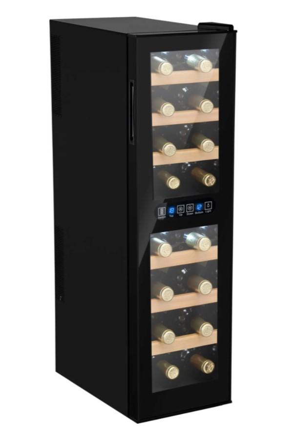Er du på udkig efter et lille vinkøleskab, er Northern Collection fra Cavin et oplagt valg. Her kan du opbevare op til 16 flasker vin ad gangen.