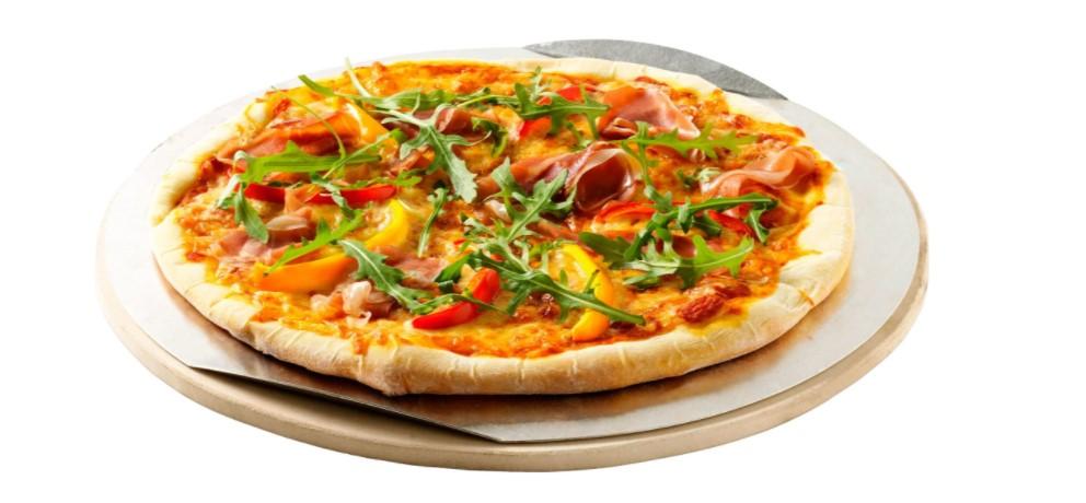 Pizzasten til grill fra Weber