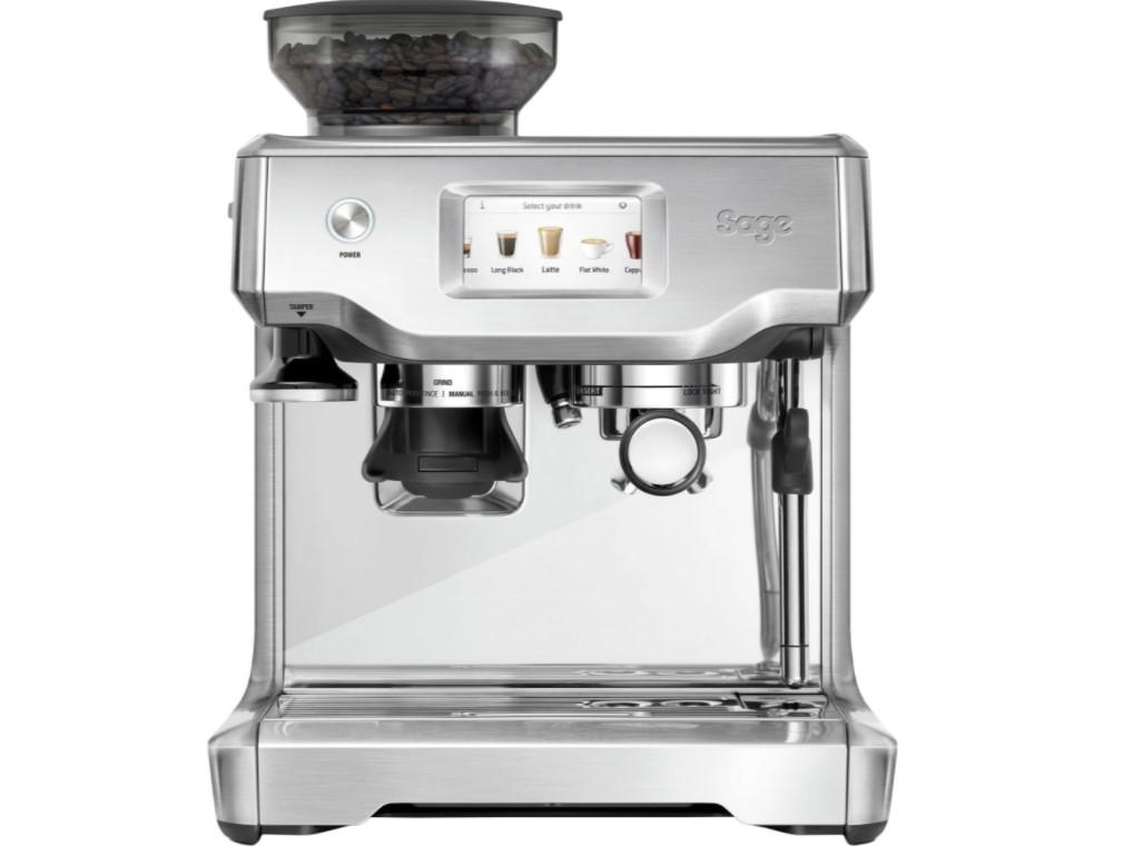 Sage har klaret sig godt i espressomaskine test.