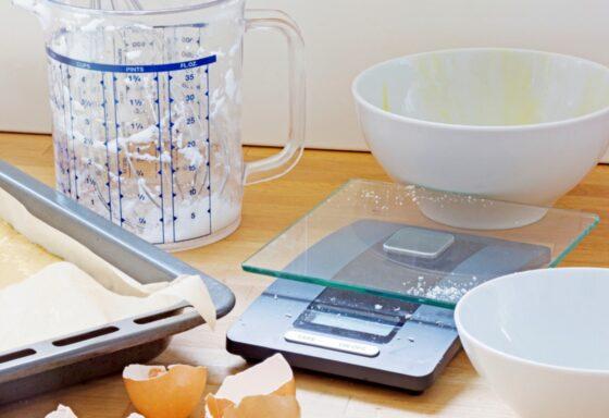 I denne køkkenvægt test finder du et overblik over de 5 bedste køkkenvægte på markedet lige nu.