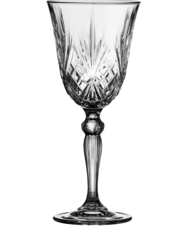 Dette hvidvinsglas fra Lyngby er et eksklusivt glas, der skiller sig ud. Blandt de bedste vinglas.